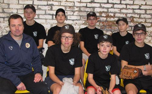 Equipes U15 en demi-finale