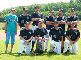 Equipe Marlins en finale