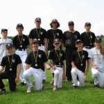 Les Marlins U15 vice-champion 2013