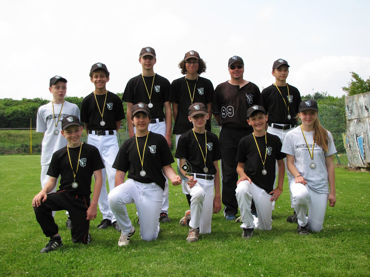 Les Marlins U15 vice-champion 2013
