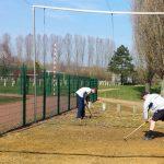Entretien des equipements Baseball