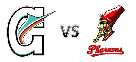 Marlins VS Pharaons