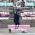 Initiation softball Compiegne