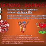 Initiation Barbecue baseball