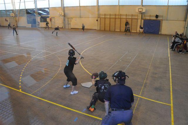 Baseball U15 à Compiègne
