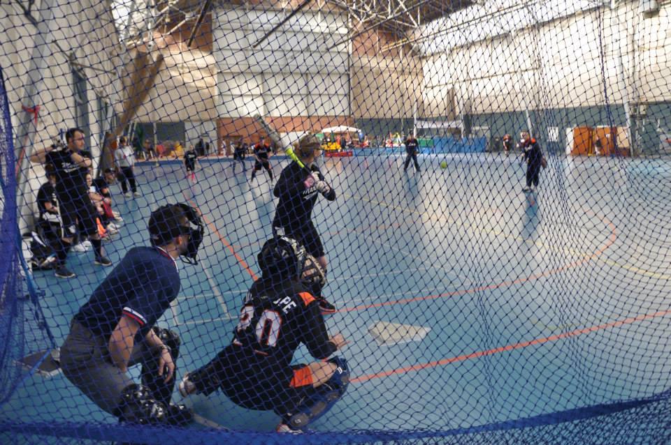 Softball mixte