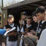 Opening Day pour les Marlins U15